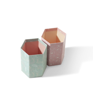 PENCIL HOLDERS — 2 FOLDABLE HOLDERS