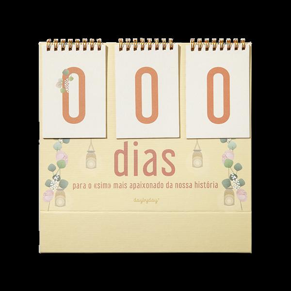 COUNTDOWN CASAMENTO