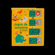 JOGOS DE MEMÓRIA —OS ANIMAIS