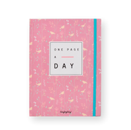 CADERNO — ONE PAGE A DAY