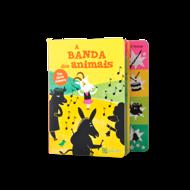 A BANDA DOS ANIMAIS - LIVRO SONORO