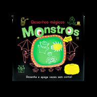 DESENHOS MÁGICOS - MONSTROS