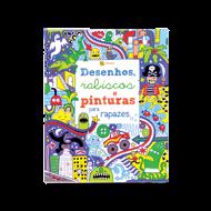 DESENHOS RABISCOS E PINTURAS PARA RAPAZES