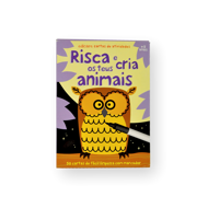CARTAS - RISCA E CRIA OS TEUS ANIMAIS