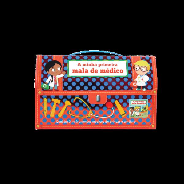 A MINHA PRIMEIRA MALA DE MÉDICO