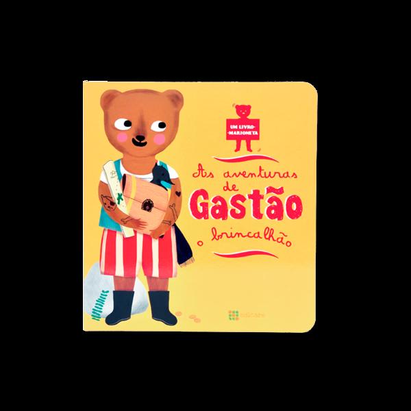 AS AVENTURAS DE GASTÃO - O BRINCALHÃO