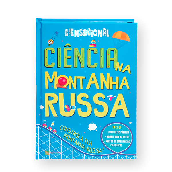 CIÊNCIA NA MONTANHA RUSSA