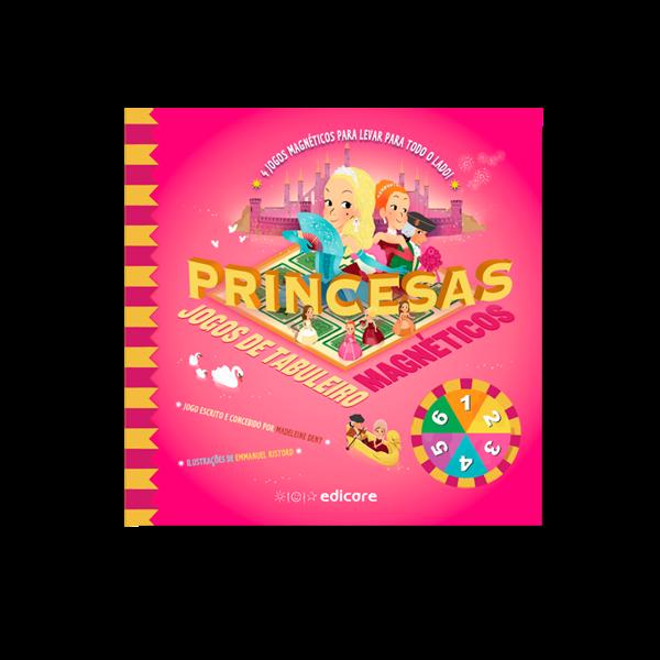 PRINCESAS - (Jogos Magnéticos)