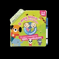 PEQUENOS CURIOSOS - BLOCO DE ACTIVIDADES 3-4 ANOS