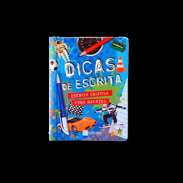 DICAS DE ESCRITA - ESCRITA CRIATIVA RAPAZES