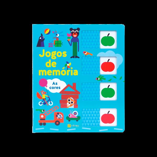 JOGOS DE MEMÓRIA - AS CORES