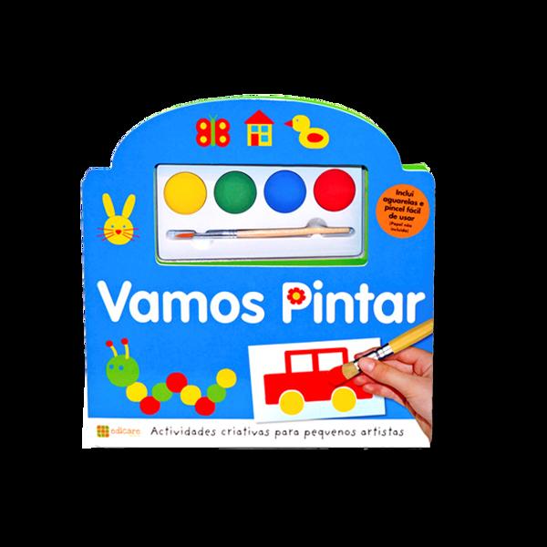 VAMOS PINTAR