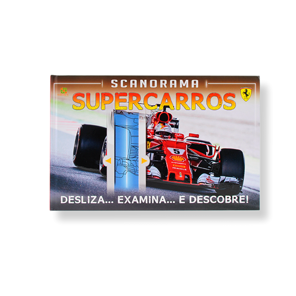 SCANORAMA — SUPERCARROS