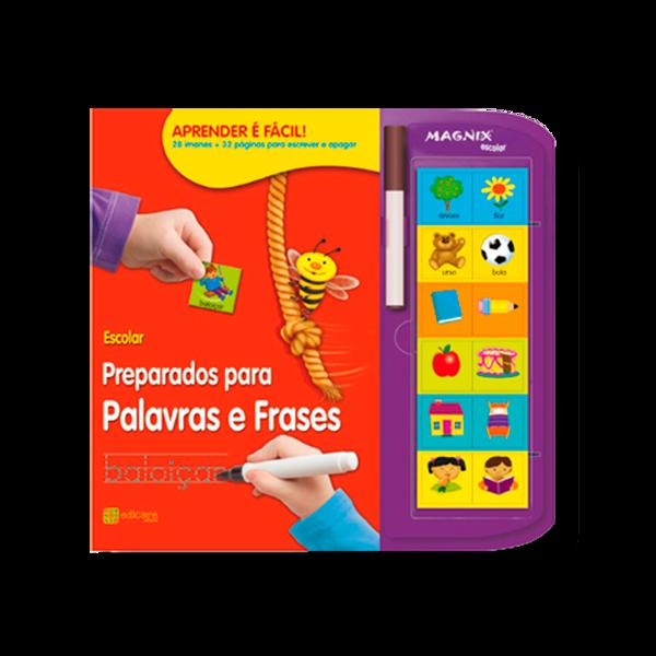PREPARADOS PARA PALAVRAS E FRASES