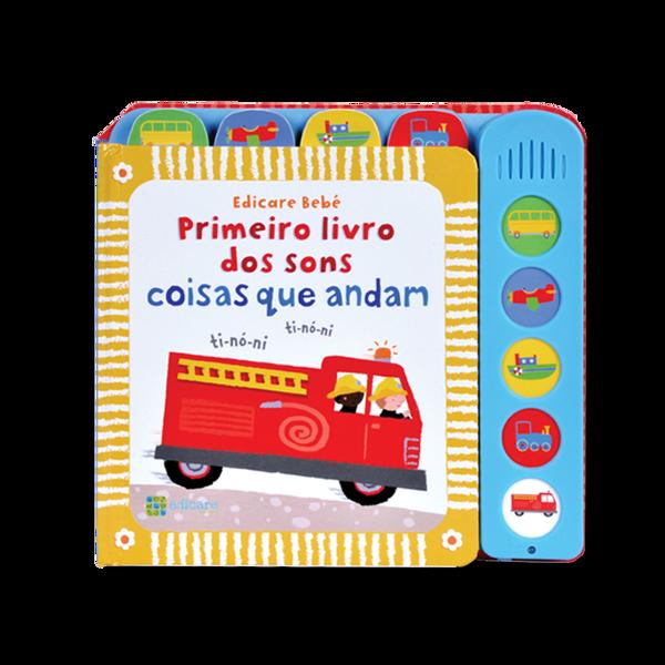 PRIMEIRO LIVRO DOS SONS - COISAS QUE ANDAM