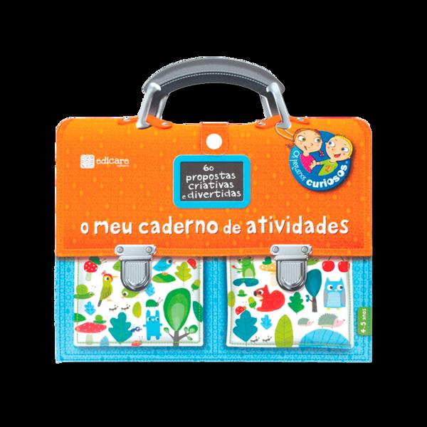O MEU CADERNO DE ATIVIDADES 4-5 ANOS