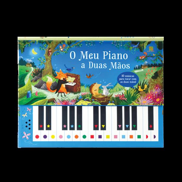 O MEU PIANO A DUAS MÃOS
