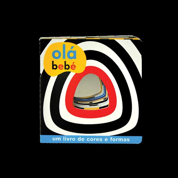 CORES E FORMAS - LIVRO ESPELHO