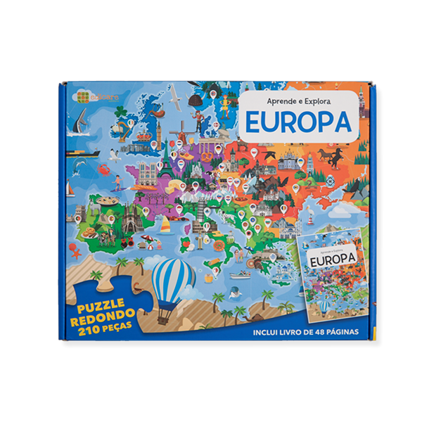 APRENDE E EXPLORA — EUROPA
