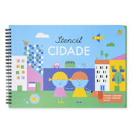 STENCIL - CIDADE
