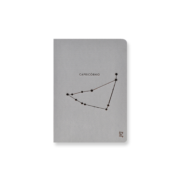 Caderno dos signos — Capricórnio