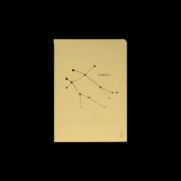 Caderno dos signos — Gémeos